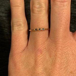 Bayou With Love Jewelry - Bayou With Love 3 Stone Sapphire Ring